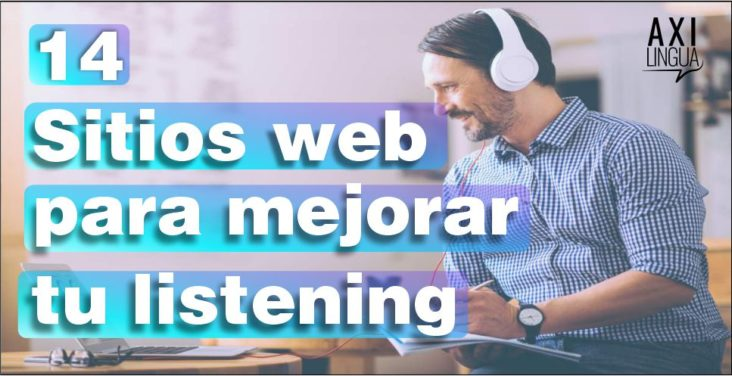 14 webs para mejorar tu listening